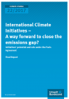 International Climate Initiatives – A way forward to close the emissions gap?: final report