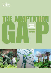 The adaptation gap report 2017