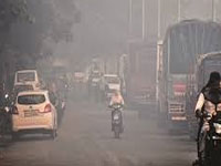 Showers, wind bring relief from pollution