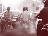 UP college students invent device to keep a check on vehicular pollution; after 10-day warning of increased pollution, vehicle will not start