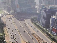 Pollution levels shoot up in city