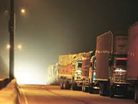 Rs 30,000cr exit map for polluting trucks