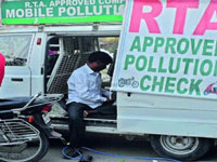 City needs 26 air quality monitoring stations: Study