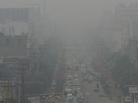 Winter air too toxic to breathe: Study