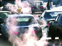 Take measures to check increasing air pollution