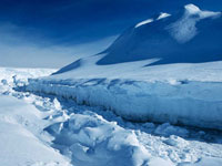 Antarctic ice sheet stable since warmer times: Study
