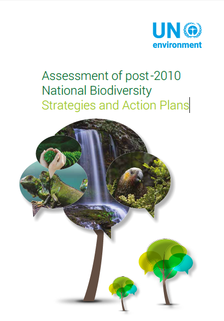 Assessment of post-2010 National Biodiversity Strategies and Action Plans
