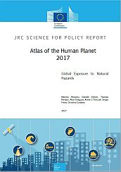 Atlas of the human planet 2017: Global exposure to natural hazards