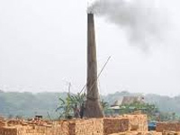 Lens on illegal brick kilns