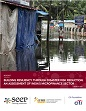 Building resiliency through disaster risk reduction: an assessment of India's microfinance sector