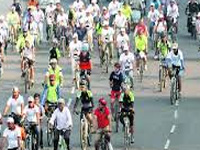 Make roads safer for us, say cyclists