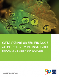 Catalyzing green finance: a concept for leveraging blended finance for green development