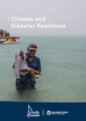 Climate and disaster resilience