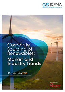 Corporate sourcing of renewable energy: market and industry trends