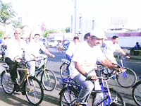 In an environmental-friendly move, first cycle sharing station to come up in Bhubaneswar
