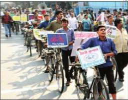 Move global rights bodies against cycle ban: Expert