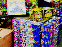 Despite ban, boom go the firecracker norms