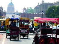RTO permits e-rickshaws on specific routes