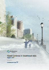 Flood controls in Southeast Asia