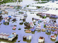 Chennai rain result of global warming: Indian experts
