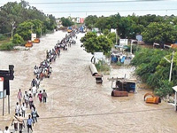 Rain-battered Chennai mounts heroic rescue operations
