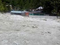 Flood batters Arunachal, 42 families evacuated from Diyun