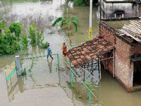 '80 per cent of Assam hit by flood'