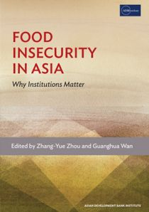 Food insecurity in Asia: why institutions matter