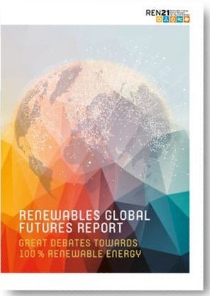 Renewables Global Futures Report: Great debates towards 100% renewable energy