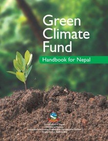 Green Climate Fund handbook for Nepal