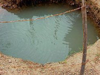 A measure to recharge groundwater at village level