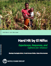 Hard hit by El Niño: experiences, responses and options for Malawi