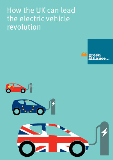 How the UK can lead the electric vehicle revolution