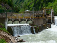 CM inaugurates 1500 KW Dunav hydro power project