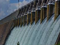 Hydro projects flow past green barriers