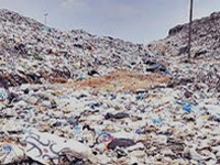 Garbage treatment plant shut for last one month