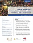 Including the excluded: supporting informal workers for more equal and productive cities in the Global South
