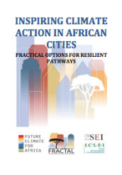 Inspiring climate action in African cities: options for resilient pathways