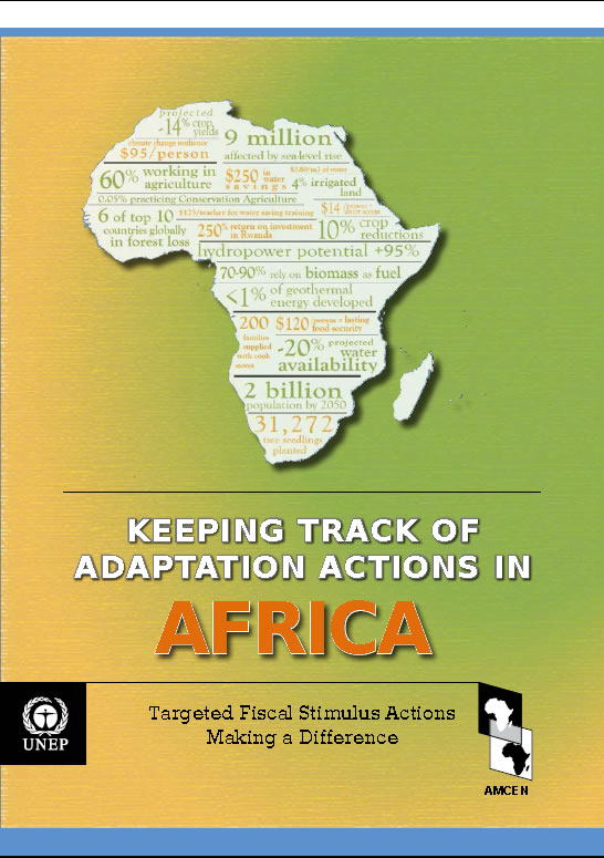 Keeping track of adaptation actions in Africa