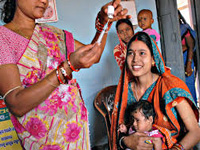 Behind India's stunted children: Anaemic, underweight mothers