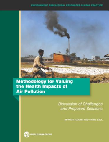 Methodology for valuing the health impacts of air pollution: discussion of challenges and proposed solutions