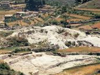 Mining in Bageshwar may cause disasters