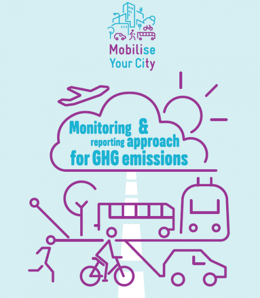 MobiliseYourCity: monitoring and reporting approach for GHG emissions