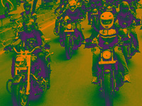 Transport authorities in Bengaluru cracking down on super bikes for noise pollution
