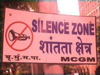 No quiet in India's silence zones, finds study