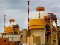 Kudankulam first reactor generates 13,197 million units of power