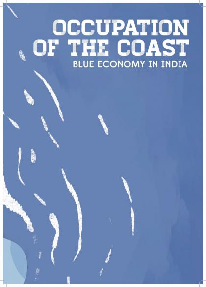Occupation of the coast: blue economy in India