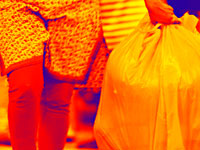 Jaisalmer to shun plastic, use recycled sari bags