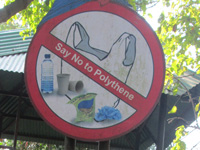 Say no to polythene, switch to eco-friendly bags