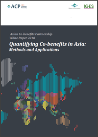 Quantifying co-benefits in Asia: methods and applications